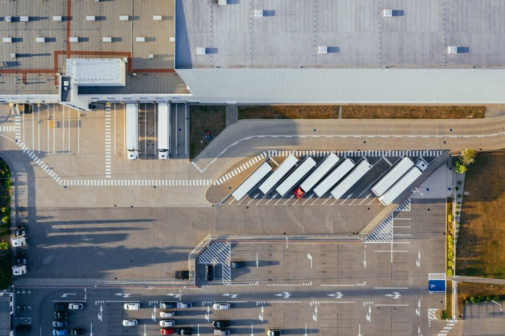 production, facility, logistic